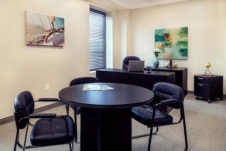 My Annapolis Office - Corner Office