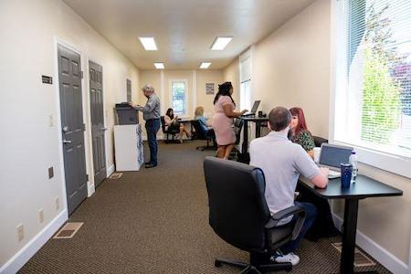 Amanda Wooldridge's - RiverView Flex Offices
