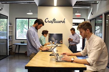 Fort Worth Coffee Co - Workspace - Social Membership