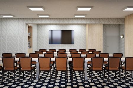 Residence Inn by Marriott Jersey City - Hudson Room 700 sqft