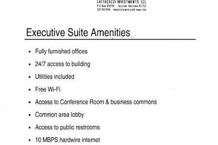 Paradise Palms Plaza - Executive Suite 209D