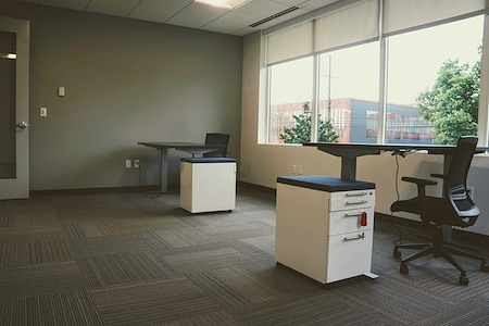 Capital Workspace - Bethesda - Office Suite 119