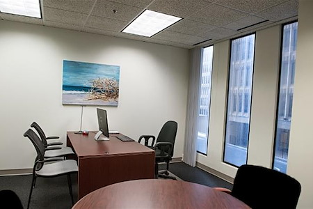 Peachtree Offices at Downtown, Inc. - 2 Office Suite | Window Office