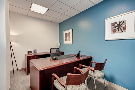 Carr Workplaces - Bethesda - Hampden Day Office