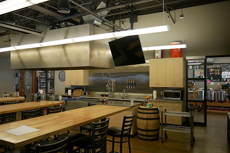Dry Dock Brewing Co - Classroom