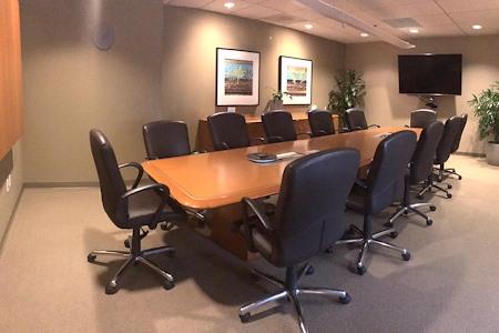 Pacific Workplaces - Walnut Creek - Mt. Diablo Boardroom