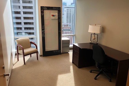 (SEA) Seattle Downtown - Private Window Office $999/MO