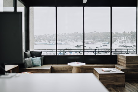 thinkspace - Seattle - Executive Office with Lake Views