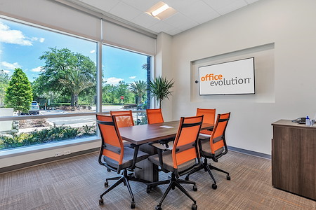 Office Evolution - Jacksonville Bartram - Cypress Room- Medium Conference Room