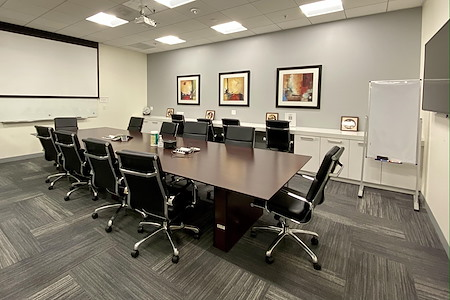 Z-Park Silicon Valley Innovation Center - Premium Conference Room for 10 ppl