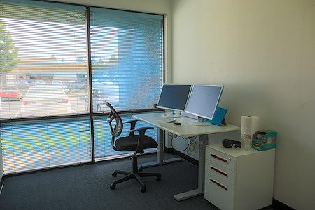 Mindrome Coworking Space and Private Office - Exterior Office