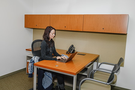 Carr Workplaces - Embarcadero Center - Flex Office - Monthly