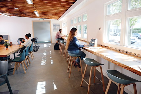 Workstation West Berkeley - Hot Seat Monthly