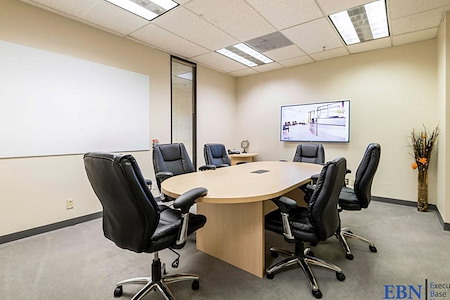 Executive Base Network - Interior Conference Room