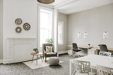 Haven Collective - Mansion - Bright, airy, team space