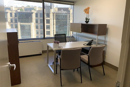 Metro Offices - Chevy Chase - Private Office Space