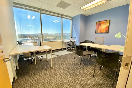 Regus Warner Center - Stylish HQ Space For You and Your Team!
