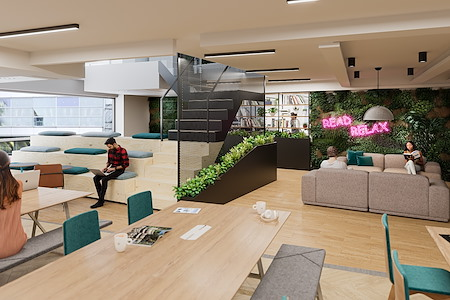 Knotel - 110 High Holborn - Office Suite E4
