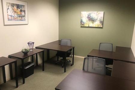 Regus | Bishop Ranch - Co-Working Desk