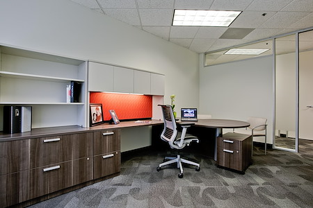 Executive Workspace  Addison - Private Window Office