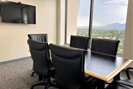 Intelligent Office of Tucson - Catalina Meeting Room with Views
