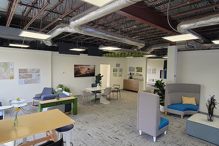 VPI Interior Consultants - Office Suite 1