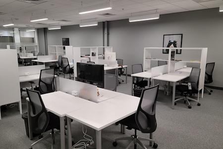 SPACES Slabtown - Dedicated Desk 1