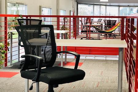 Capsity Coworking - Oak Park - Dedicated Desk