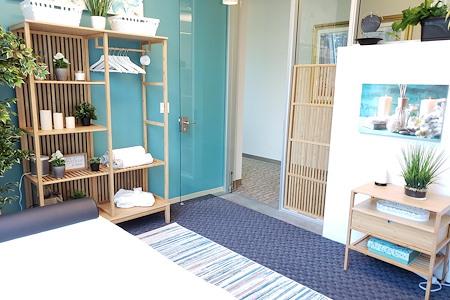 Hera Hub Irvine - Private Wellness Room