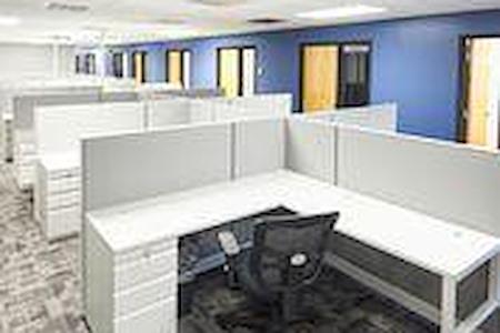 DemiSar Workspace - Private Cubicles