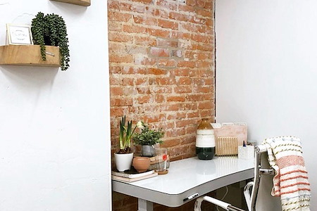 Work2gether - Kennett Square - Dedicated Desk