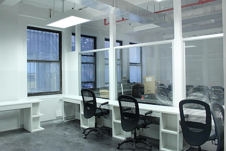 Ensemble - Coworking in Midtown Manhattan - Team Office for 8