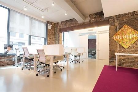 The Yard: Flatiron South - Coworking Membership
