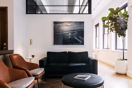 Blender Workspace - Luxury Private Office Coworking