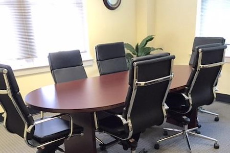 ExecuSuites Downtown LLC - Large Meeting Room