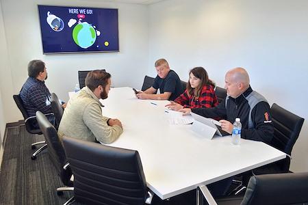 Station Coworking at Ambler Yards - BASF Conference Room