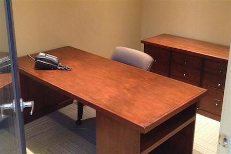 Hardwood Properties - Private Office #1