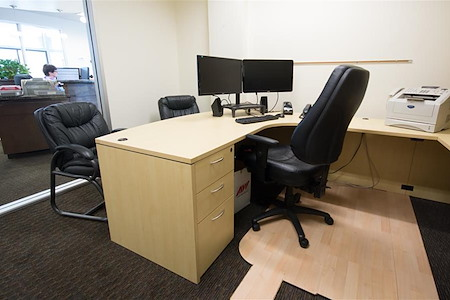 Gordon Associates Insurance Services, Inc. - Monthly Private Office #2JB