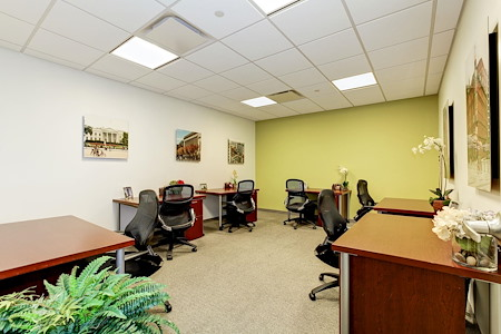Carr Workplaces - The Willard - Co working Office