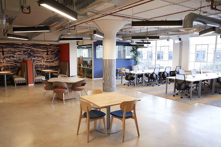 SPACES FASHION DISTRICT DTLA - Co-Working Membership