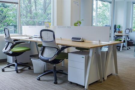 NGIN Workplace - Shared Desk