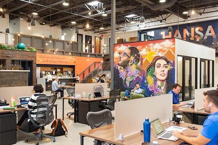 HANSA Workspace - Dedicated Desk 1
