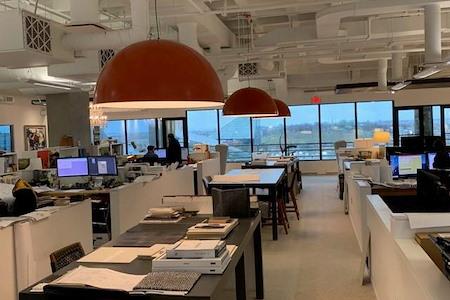 RD Jones + Associates - Harbour View Collaborative Workspace