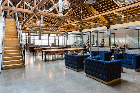 CENTRL Office - Pearl District - Tables