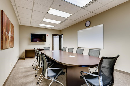 Office Evolution - Columbus - Worthington - Medium Conference Room for 10