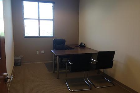 Hampton Business Center - Pines Blvd. - Suite # 304 (Window)