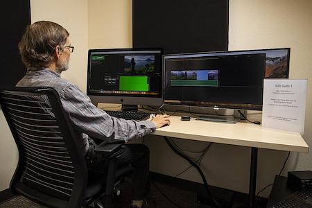 Satellite Workplace & Digital Media Studio - Edit Suite