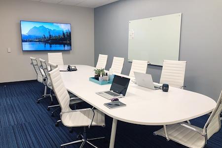 Pacific Workplaces - Roseville - Woodbridge Boardroom