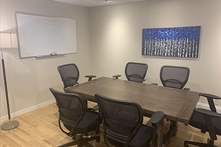 Select Office Suites - 90 Broad St. - 2nd floor Medium Size conference room