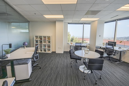 OneValley - Private Office for 6-8 Bay & Mtn View